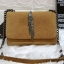 ZARA Leather Metal Detail Cross Body Bag *สินค้า outlet thumbnail 3