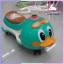 รถดุ๊กดิ๊ก เป็ดน้อย สีเขียว thumbnail 3