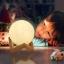 โคมไฟสัมผัสดวงจันทร์ 3มิติ thumbnail 4