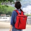 Anello polyester canvas large backpack thumbnail 3