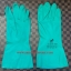 """ถุงมือยางไนไตรสีเขียว หนา 18mil. ยาว 13"""" Dino รุ่น NT-1813"""