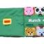 หนังสือผ้า Funny Zoo - Match & Mix thumbnail 8