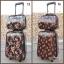 """กระเป๋าเดินทาง ชุด set 2 ใบ 16"""" และ 12 นิ้ว มี 23 ลายให้เลือก thumbnail 8"""