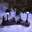 โคมไฟโนเฟส Noface Lamp รุ่นเสาไฟพลาสติก thumbnail 2