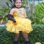 รองเท้าบู๊ทยาวเด็กหญิงสีดำ ซิปข้าง ประดับโบว์มุข Size 32-37 thumbnail 6