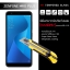 กระจกนิรภัย-กันรอย ( Zenfone Max Plus (M1) ) ขอบลบคม 2.5D (ไม่เต็มจอ) thumbnail 1