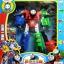 ของเล่นรถไฟโทมัส 3 ขบวน ประกอบรวมร่างเป็นหุ่นยนต์ได้ thumbnail 1