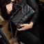 KEEP shoulder coco chain handbag 2017 #สินค้าแท้จากshop thumbnail 1