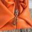 GUESS กระเป๋าถือ วัสดุทำจากหนังลายชามัวร์อย่างดี สีสันสดใส thumbnail 5