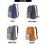กระเป๋าเป้พับเก็บได้ ผลิตจากโพลีเอสเตอร์คุณภาพดี น้ำหนักเบา พับเก็บง่าย เสียบกระเป๋าเดินทางได้ พร้อมเดินทางทุกที่ thumbnail 9