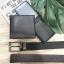 CALVIN KLEIN Gift Set Leather Belt and Wallets free ถุงและกล่องแบรนด์ thumbnail 5