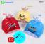 หมวกแก๊ป หมวกเด็กแบบมีปีกด้านหน้า ลาย Smile (มี 3 สี) thumbnail 1