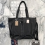 David Jones Cool black ทรง Tote thumbnail 2