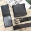 CALVIN KLEIN Gift Set Leather Belt and Wallets free ถุงและกล่องแบรนด์ thumbnail 7