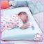 หมอนกันกรดไหลย้อน หมอนกันแหวะนม หมอนหนุนหัวสูง Baby Acid Reflux Pillow MumMom สีฟ้า thumbnail 3