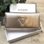 GUESS FACTORY WOMEN'S SAFFIANO LONG WALLET free กล่องแบรนด์ thumbnail 1