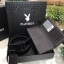 PLAYBOY Leather Belt & Wallet Limited Edition with Box กระเป๋าสตางค์ใบยาวสีน้ำตาล thumbnail 5