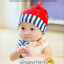 AP188••เซตหมวก+ผ้ากันเปื้อน•• / Big Dream [สีแดง] thumbnail 1