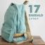 Anello 2 Line Cotton Rucksack Colourful Collection มีให้เลือกหลายสีค่ะ thumbnail 9