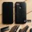 เคส Zenfone Max Plus (M1) เคสหนัง + แผ่นเหล็กป้องกันตัวเครื่อง (บางพิเศษ) สีดำ thumbnail 1