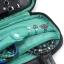 กระเป๋าใส่เครื่องประดับ จัดเก็บสร้อยข้อมือ ต่างหู แหวน สร้อยคอ กำไล นาฬิกา คุณภาพสูง (Green) thumbnail 4
