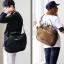 Anello urban street nylon shoulder bag thumbnail 3