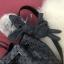 David Jones Bucket Leather (bag) 2018 New Colour Smoke เทาตัดขอบดำ free ถุงผ้า thumbnail 20