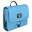 กระเป๋าใส่อุปกรณ์อาบน้ำ คุณภาพสูง ใส่อุปกรณ์อาบน้ำ แขวนได้ สำหรับเดินทาง ท่องเที่ยว (สีฟ้า) thumbnail 17