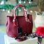 Amory Leather and croc Twilly bag thumbnail 4