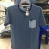 เสื้อยืดคอกลม สำหรับ ผู้ชายอ้วน 2XL 3XL 4XL รหัส NR60063