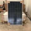 แผง solarcell แผงโซล่าเซลล์ ราคาส่ง 250W