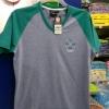 เสื้อยืดคอกลม สำหรับ ผู้ชายอ้วน 2XL 3XL 4XL รหัส NR61006
