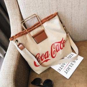 กระเป๋าผ้าแฟชั่นเกาหลี