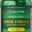 ไฟเบอร์ธรรมชาติ ดีทอคลำไส้ใหญ่ Puritan's Pride Fiber Force 6 / 100 capsules thumbnail 1