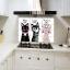 """สติ๊กเกอร์ติดครัวกันน้ำมันกระเด็น """"Sweet Cat"""" ขนาด 60 cm x 90 cm thumbnail 2"""