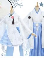 ชุดคู่คอสเพลย์แฟชั่น Vocaloid Kagamine Rin & Len