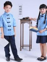 ชุดคอสเพลย์เด็กแฟชั่น แนวชุดเครื่องแต่งกายจีนกี่เพ้า