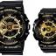 นาฬิกาคู่รัก GA-110GB-1A & BA-110-1A thumbnail 1