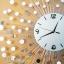 นาฬิกาติดผนัง Modern Style รุ่นรัศมีกระจกเยอะ thumbnail 4