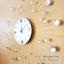 นาฬิกาติดผนังเก๋ๆตกแต่งบ้าน รุ่นหยดน้ำ thumbnail 3