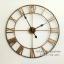 นาฬิกาติดผนังขนาดใหญ่ Vintage Design เลขโรมัน thumbnail 1