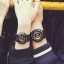 นาฬิกาคู่รัก GA-110GB-1A & BA-110-1A thumbnail 2