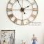 นาฬิกาติดผนังขนาดใหญ่ Vintage Design เลขโรมัน thumbnail 3
