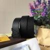 Louis vuitton belt สีดำ งานHiend Original