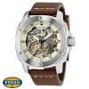 นาฬิกา FOSSIL ME3083 Men Watch Automatic Movement Leather Strap 50 mm