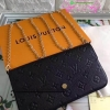 Louis vuitton Pochette Felicie crossbody bag สีดำ งานHiend Original