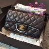 Chanel Mini Rectangular Classic Flap Bag สีดำ งานHiend Original