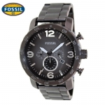 นาฬิกา FOSSIL JR1437 Men Watch Chronograph Stainless Strap Chronograph 50 mm