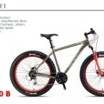 จักรยาน FATBIKE รุ่น ROCKER 1 BY GIANT