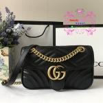 Gucci GG Marmont matelasse mini bag งานHiend Original